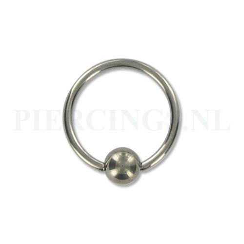 BCR 1.6 mm titanium XL