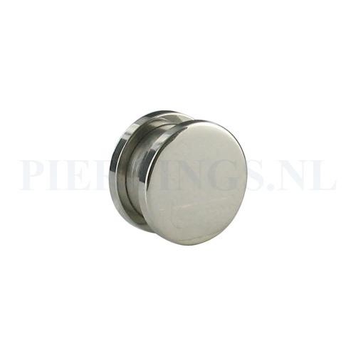 Plug hol met schroefdeksel 16 mm 16 mm