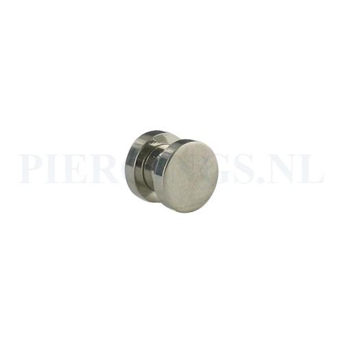 Plug hol met schroefdeksel 8 mm 8 mm