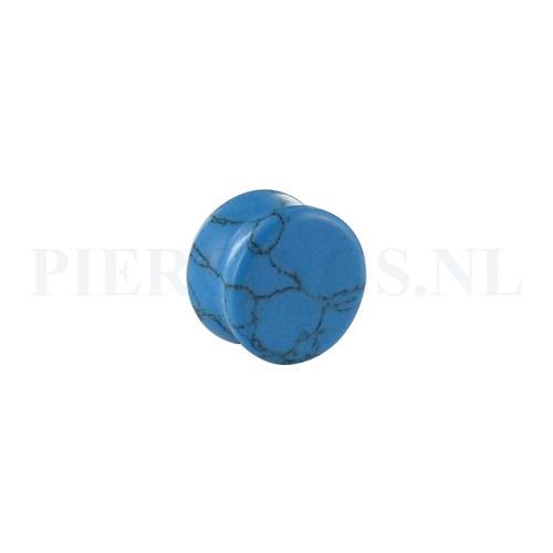 Plug turquoise 19 mm 19 mm